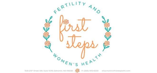 First Steps Fertility Logo Update